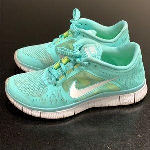 f92cc6a9e147 Nike Free Run 3 5.0 Tropical Twist Sz 6.5